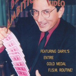 Ambitious Card by Daryl video DOWNLOAD